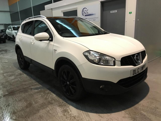 2012 12 NISSAN QASHQAI 1.6 N-TEC PLUS IS DCI 5d 130 BHP