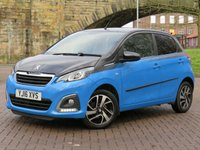 USED 2016 16 PEUGEOT 108 1.2 Pure Tech Allure
