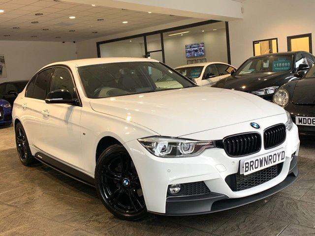 USED 2015 65 BMW 3 SERIES 2.0 320D XDRIVE M SPORT 4d 188 BHP BM PERFORMANCE STYLING+6.9%APR