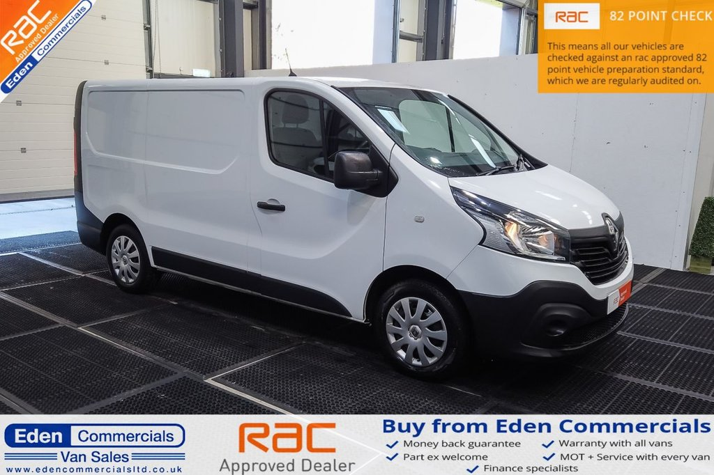 USED 2015 15 RENAULT TRAFIC 1.6 SL27 BUSINESS DCI 115 BHP