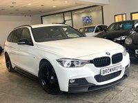 USED 2016 16 BMW 3 SERIES 2.0 320D M SPORT TOURING 5d 188 BHP BM PERFORMANCE STYLING+6.9%APR