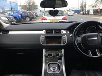 USED 2013 13 LAND ROVER RANGE ROVER EVOQUE 2.2 SD4 PURE 5d 190 BHP