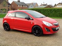 2012 VAUXHALL CORSA 1.2 LIMITED EDITION 3d 83 BHP £4100.00