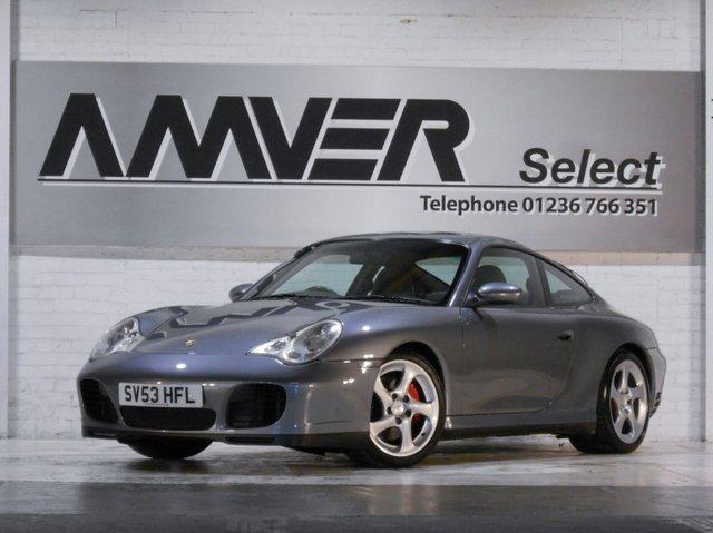 2003 53 PORSCHE 911 3.6 CARRERA 4S 2d 316 BHP