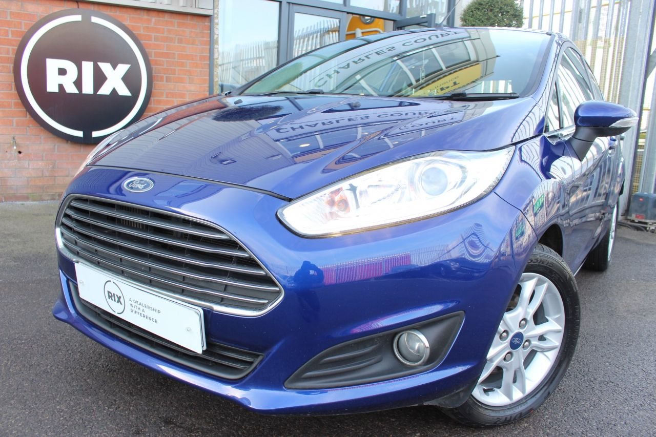 Used FORD FIESTAfor sale