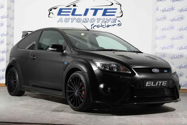 USED 2010 60 FORD FOCUS 2.5 RS500 3d 345 BHP FOCUS RS 500 + LOW MILES + FSH