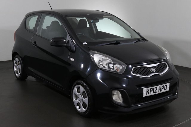 2012 12 KIA PICANTO 1.0 1 AIR 3d 68 BHP ULEZ EXEMPT