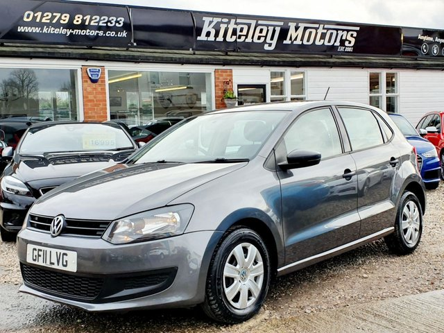 2011 11 VOLKSWAGEN POLO 1.2 S 70bhp Air Con 5 Door