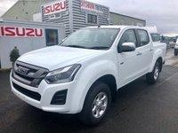 2020 ISUZU D-MAX EIGER 1.9 diesel 161 BHP DCB £21450.00