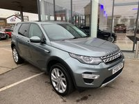 2015 LAND ROVER DISCOVERY SPORT 2.0 TD4 HSE LUXURY 5d 180 BHP £22495.00