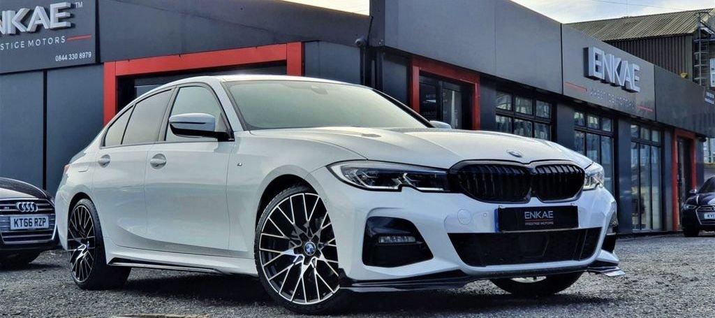 USED 2019 19 BMW 3 SERIES 2.0 320D XDRIVE M SPORT 4d 188 BHP