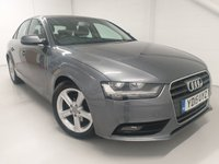 USED 2015 15 AUDI A4 2.0 TDI ULTRA SE TECHNIK 4d 161 BHP