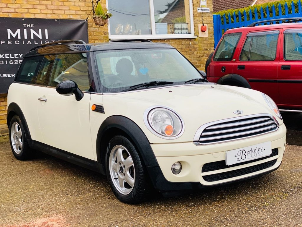 USED 2010 59 MINI CLUBMAN 1.6 COOPER D 5d 108 BHP WE SPECIALISE IN MINI'S!!!!!!