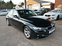USED 2014 14 BMW 3 SERIES 2.0 320D EFFICIENTDYNAMICS 4d 161 BHP