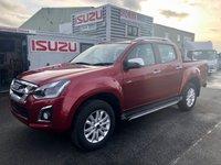2020 ISUZU D-MAX Isuzu Utah Automatic £24995.00