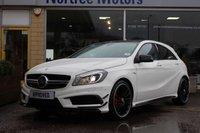 2015 MERCEDES-BENZ A-CLASS 2.0 A45 AMG 4MATIC 5d AUTO 360 BHP £23378.00