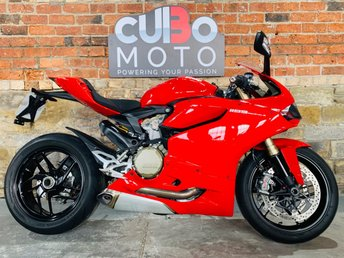 2012 DUCATI 1199 PANIGALE ABS £9790.00