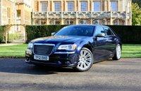USED 2012 12 CHRYSLER 300C 3.0 CRD EXECUTIVE 4d AUTO 236 BHP