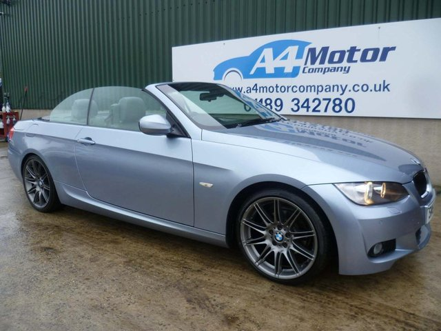 2009 59 BMW 3 SERIES 2.0 320i M Sport Highline 2dr