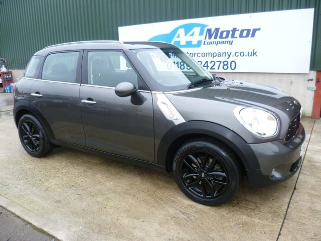 2012 62 MINI COUNTRYMAN 1.6 One D (Salt) 5dr