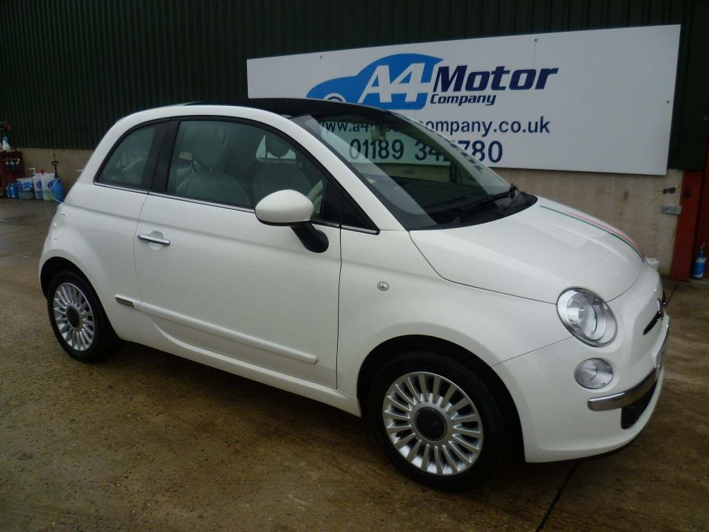 USED 2012 12 FIAT 500 1.2 Lounge (s/s) 3dr 100 + REVIEWS YOU CAN TRUST!!