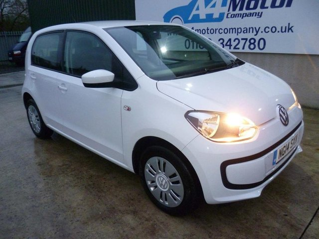 2014 14 VOLKSWAGEN UP 1.0 Move up! 5dr