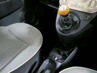 USED 2014 64 FIAT 500 1.2 Lounge (s/s) 3dr PARKING-SENSORS*16'ALLOYS*FSH