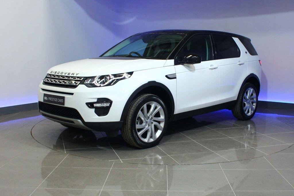 USED 2018 18 LAND ROVER DISCOVERY SPORT 2.0 Si4 HSE Auto 4WD (s/s) 5dr 7 Seat PAN ROOF SAT NAV REAR CAMERA