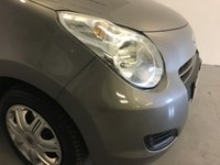 USED 2014 63 SUZUKI ALTO 1.0 SZ 5d 68 BHP 2014 reg with Zero Road Tax-super condition compact economical 5Dr in Graphite Silver with power steering, electric windows, central door locking -so easy to drive and with Suzuki legendary reputation for reliability -68,731 miles massive value for ONLY