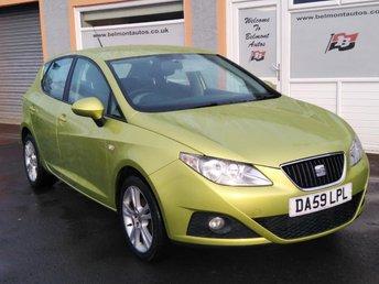 2009 SEAT IBIZA 1.6 SPORT 5d 103 BHP £2899.00