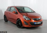 USED 2013 63 VAUXHALL CORSA 1.4 SRI 3d 98 BHP Call us for Finance