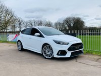 2016 FORD FOCUS 2.3 RS 5d 346 BHP £23450.00