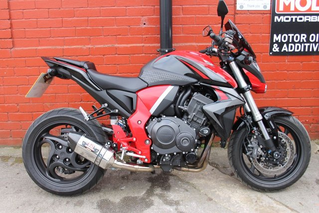 USED 2015 15 HONDA CB1000R *Low Mileage, Lovely Condition, 3mth Warranty, 12mth Mot* A Stunning Example ! Finance and Delivery Available.