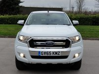 USED 2016 65 FORD RANGER 3.2 LIMITED 4X4 DCB TDCI 4d 197 BHP