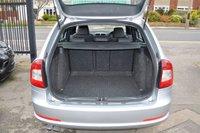 USED 2010 59 SKODA OCTAVIA 2.0 VRS TFSI 5d 198 BHP