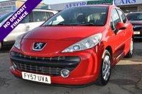 2007 PEUGEOT 207 1.4 MPLAY 5d 73 BHP £2295.00