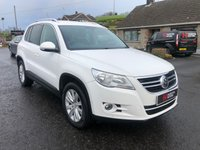 USED 2011 VOLKSWAGEN TIGUAN MATCH TDI 4 MOTION