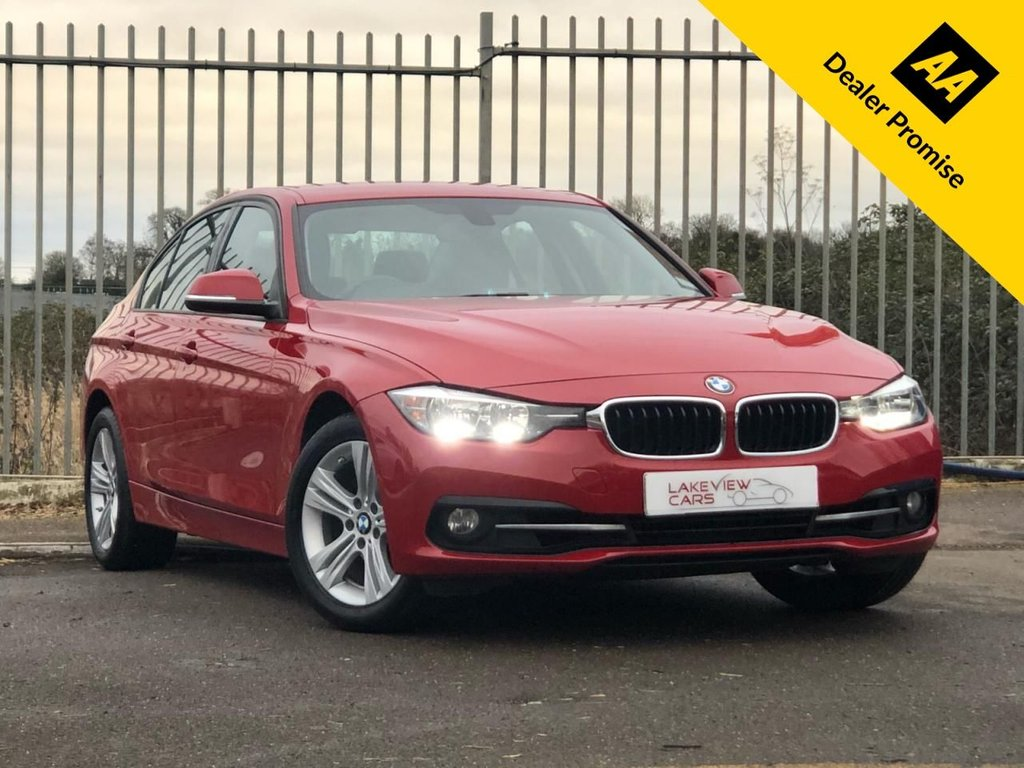 USED 2017 17 BMW 3 SERIES 2.0 320I XDRIVE SPORT 4d 181 BHP
