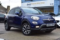 USED 2016 65 FIAT 500X 1.4 MULTIAIR CROSS 5d 170 BHP CAR FINANCE APPROVAL IN UNDER A MINUTE