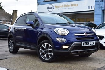 2016 FIAT 500X 1.4 MULTIAIR CROSS 5d 170 BHP £10499.00