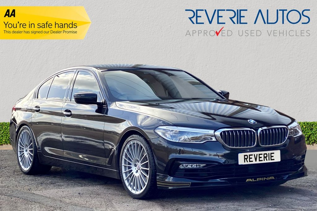 View our BMW Alpina B5