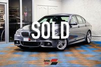 USED 2015 64 BMW 5 SERIES 2.0 520D M SPORT 4d 188 BHP Four Owners | Three Service Stamps