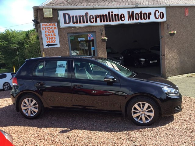 USED 2012 12 VOLKSWAGEN GOLF 1.6 MATCH TDI 5d 103 BHP ++CAR NOW RESERVED++