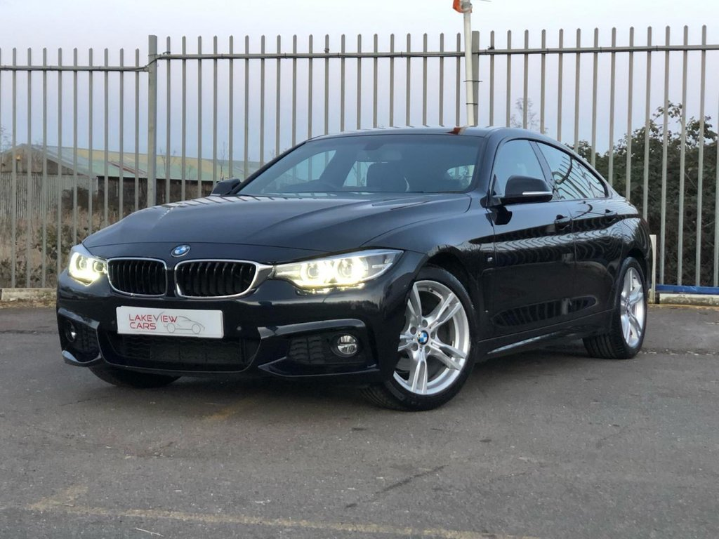 USED 2017 67 BMW 4 SERIES 2.0 420I M SPORT GRAN COUPE 4d 181 BHP