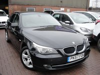 USED 2007 57 BMW 5 SERIES 2.0 520D SE 4d 175 BHP ANY PART EXCHANGE WELCOME, COUNTRY WIDE DELIVERY ARRANGED, HUGE SPEC