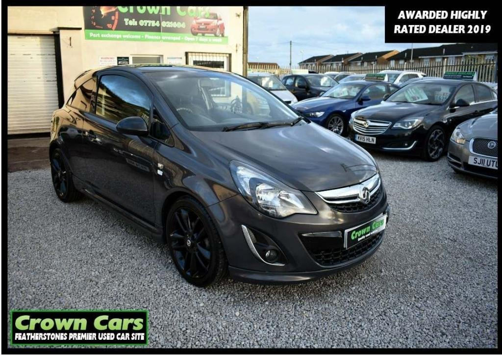 USED 2014 64 VAUXHALL CORSA 1.2 i 16v Limited Edition 3dr (a/c) 3 MONTH WARRANTY & PDI CHECKS