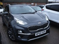 USED 2018 68 KIA SPORTAGE 1.6 CRDI 4 ISG 5d 135 BHP ANY PART EXCHANGE WELCOME, COUNTRY WIDE DELIVERY ARRANGED, HUGE SPEC