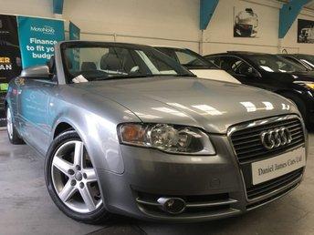 2007 AUDI A4 2.0 T FSI SPORT 2d 197 BHP £3490.00