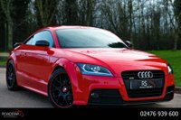 USED 2013 63 AUDI TT 2.0 TFSI Black Edition S Tronic 2dr BEST LOOKING TT OUT THERE