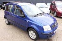 2007 FIAT PANDA 1.2 DYNAMIC 5d 59 BHP £1390.00